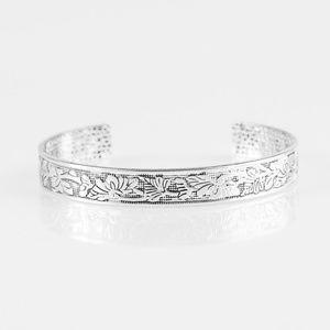 Tropical Vibes - Silver Bracelet